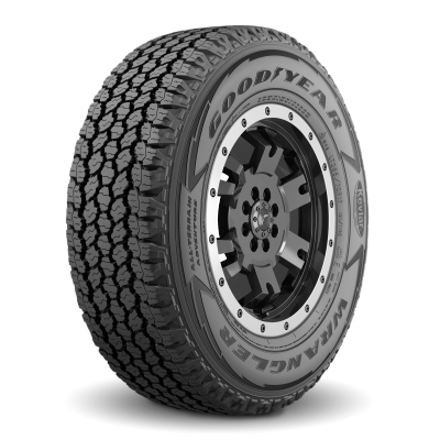 Wrangler All-Terrain Adventure with Kevlar Tires